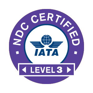 AirGateway granted with the IATA Level 3 NDC certification