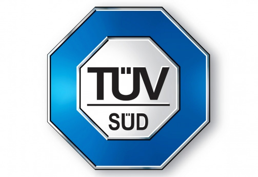 PCI DSS Certified by TüV Süd
